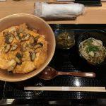 お昼はお蕎麦(≧▽≦)