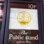 Public stand 新宿靖国通り店
