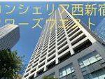 水商売賃貸情報♪コンシェリア西新宿タワーズウエスト 1K内見動画
