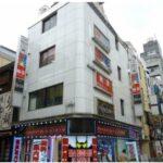 ベル新宿第二ビル【最上階・飲食店可】